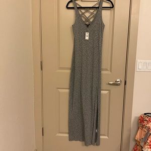 Perfect sexy casual maxi dress